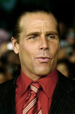 ORANGE, CA - MAY 08:  Wrestler Shawn Michaels  arrives at the Lions Gate Premiere of 'See No Evil' at the Century Stadium Promenade 25 on May 8, 2006 in Orange, California.  (Photo by Michael Buckner/Getty Images)
