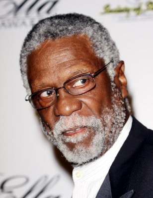 BEVERLY HILLS - SEPTEMBER 12:  Former NBA basketball player Bill Russell attends the15th Annual Ella Awards at the Beverly Hilton Hotel on September12, 2006 in Beverly Hills, California.  (Photo by Frederick M. Brown/GettyImages).