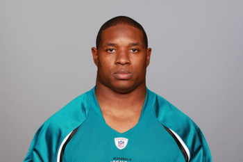 JACKSONVILLE, FL - 2009:  Maurice Jones-Drew of the Jacksonville Jaguars poses for his 2009 NFL headshot at photo day in Jacksonville, Florida.  (Photo by NFL Photos)