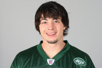 EAST RUTHERFORD, NJ - 2009:  Danny Woodhead of the New York Jets poses for his 2009 NFL headshot at photo day in East Rutherford, New Jersey.  (Photo by NFL Photos)    