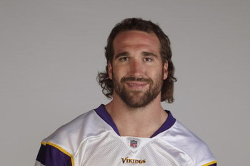 MINNEAPOLIS - 2009:  Jared Allen of the Minnesota Vikings poses for his 2009 NFL headshot at photo day in Minneapolis, Minnesota.  (Photo by NFL Photos)