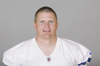 IRVING, TX - 2009:  Jon Kitna of the Dallas Cowboys poses for his 2009 NFL headshot at photo day in Irving, Texas. (Photo by NFL Photos)