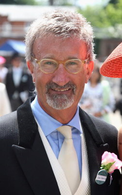 ASCOT, ENGLAND - JUNE 16:  Eddie Jordan attends the first day of Royal Ascot 2009 at Ascot Racecourse on June 16, 2009 in Ascot, England.  (Photo by Chris Jackson/Getty Images)