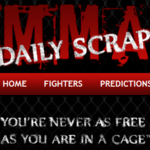 The MMA Daily Scrap