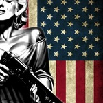 Marilyn got a Gun