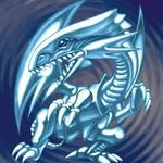 Blue Peeps Whitey Dragon