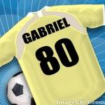 Gabriel James