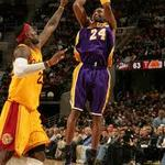 Kobe's  Fadeaway Shot