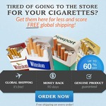 Buy Cigarettes Online Europe