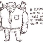 Senator Blastoise