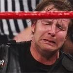 Dean Ambrose Is Bald