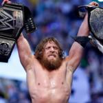 Daniel Bryan is Wrestling