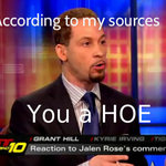 Chris Broussard's Source