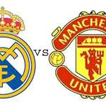 Real Madrid vs Manchester United - Uefa Champions Leageu