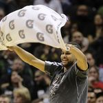 Patty Mills' Towel