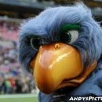 Seahawks Fan Waa Waah
