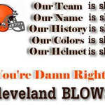 Miserable Browns Fan