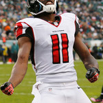 JULIO JONES WILL RISE AGAIN