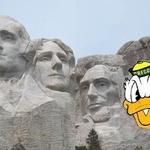 Mallard Rushmore