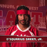 D'squarious Green Jr