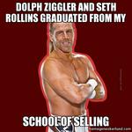 Dolph Ziggler Sells Better Than TNA Tickets