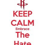 Embrace  the Hate