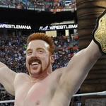The heel of the IWC Sheamus