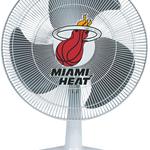 Heat 'fan'