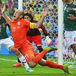 Dive  Robben Dive