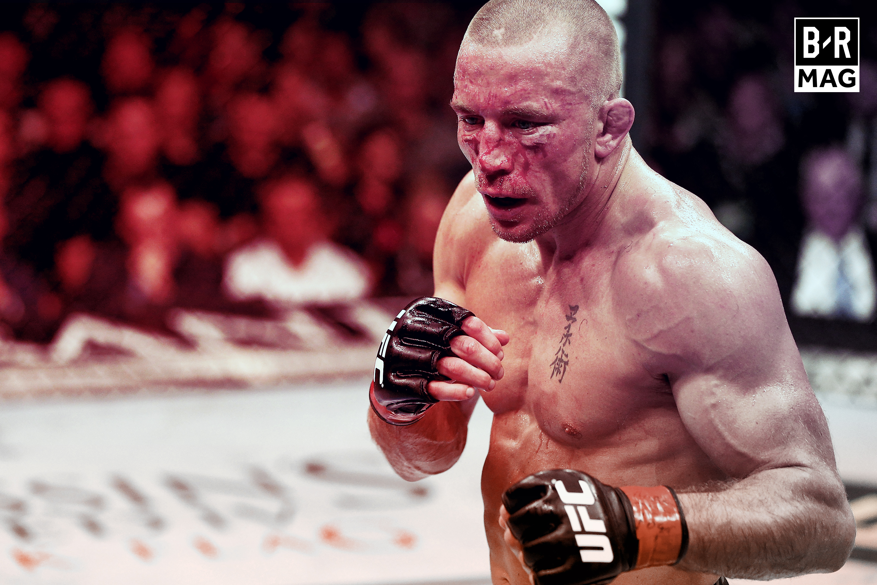 Gsp Back Bleacher Report Latest News Videos And Highlights