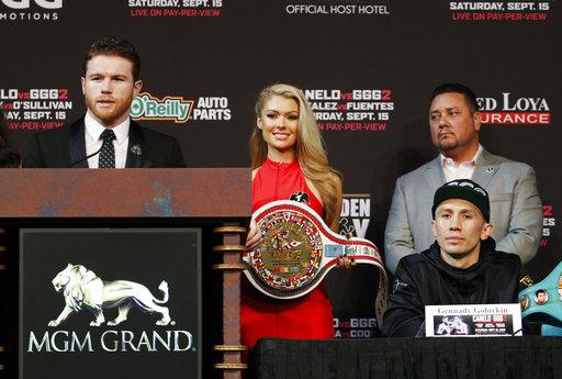 Canelo Alvarez vs  Gennady Golovkin: Canelo Grabs Narrow Decision to