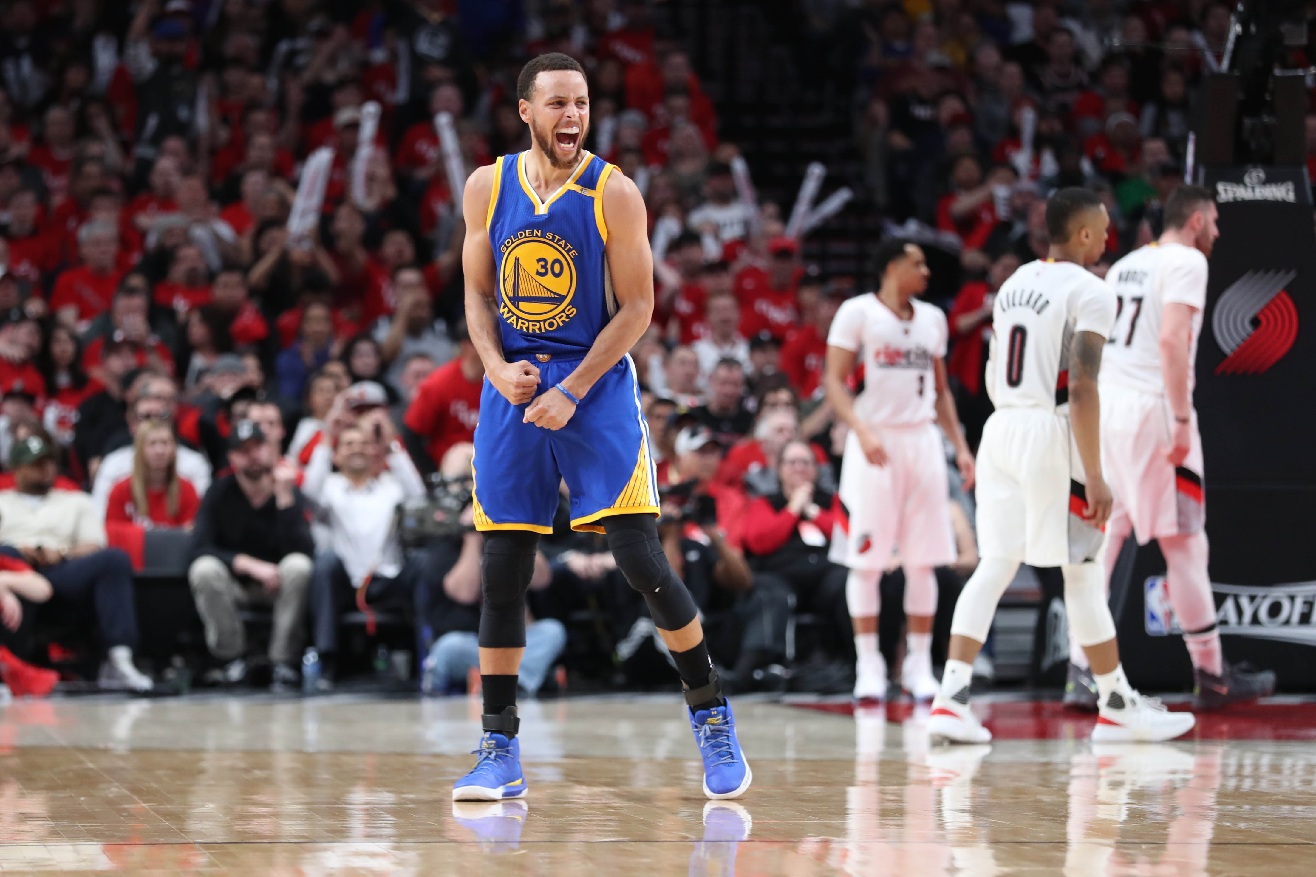 Warriors vs. Blazers: Game 3 Live Updates, Score and Analysis for ...