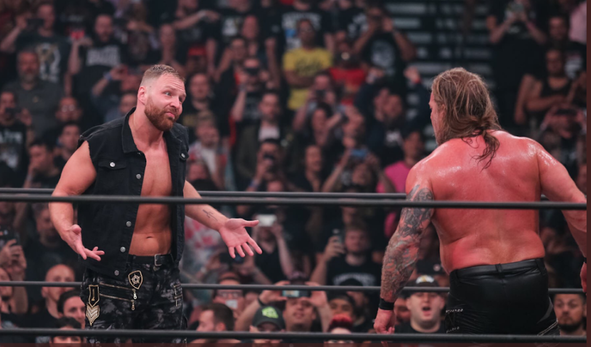 Pro Wrestlings Greatest Blood Feud Reignited In Startup All