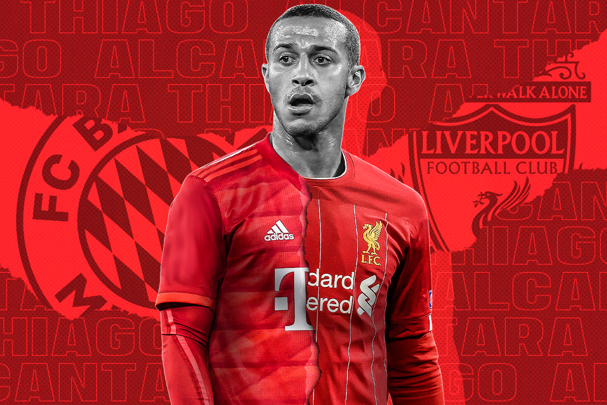 Making Sense Of The Thiago Alcantara To Liverpool Transfer Rumours Bleacher Report Latest News Videos And Highlights
