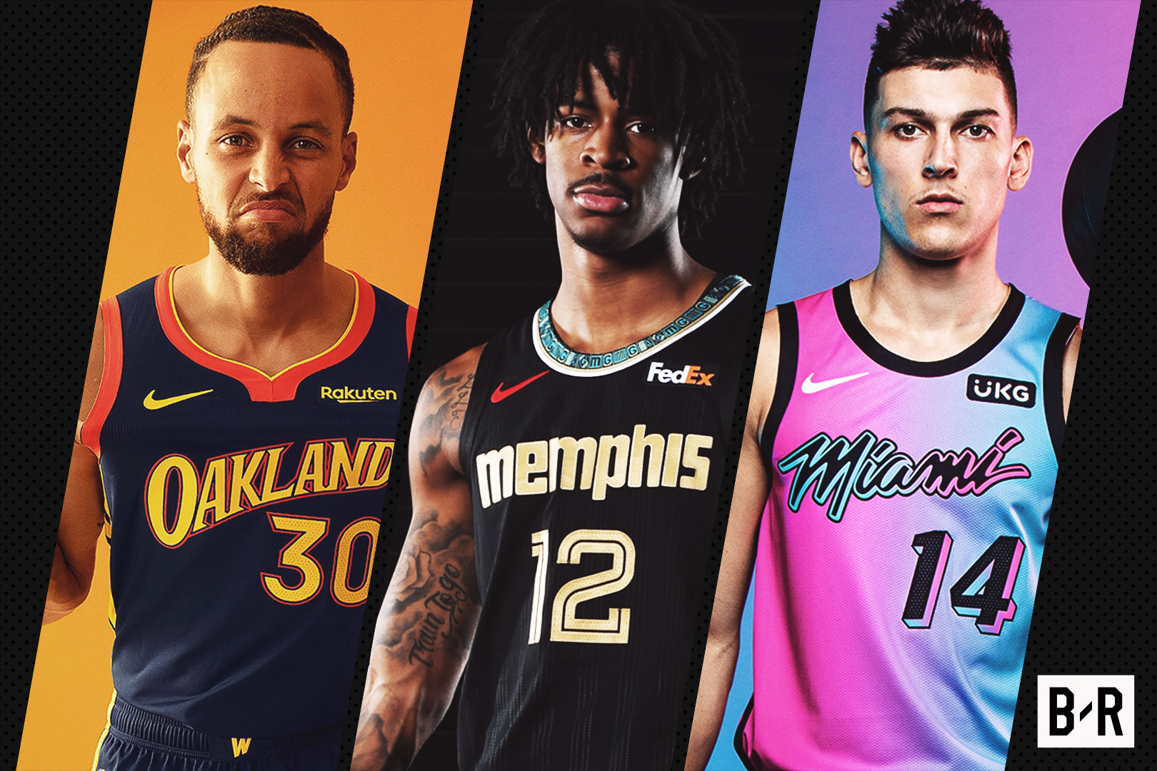 Ranking Every Nba Team S 2021 City Edition Jersey Bleacher Report Latest News Videos And Highlights