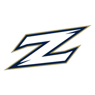 Akron Football logo