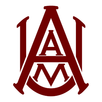 Alabama A&M Basketball logo