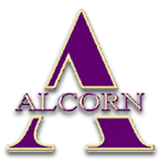 Alcorn State Basketball logo