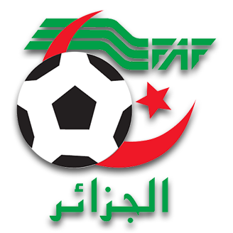 Algeria (National Football) logo