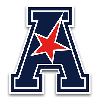 AAC Basketball logo