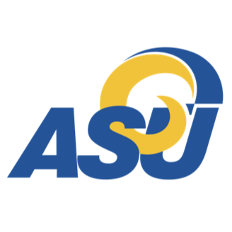 Angelo State Basketball logo