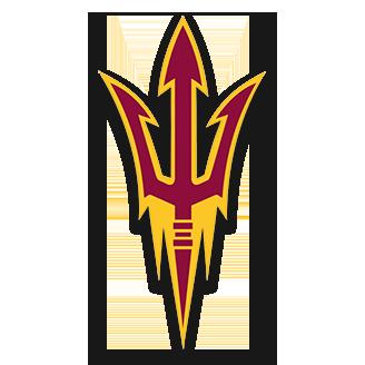 Arizona State Basketball logo