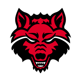 Arkansas State Basketball logo