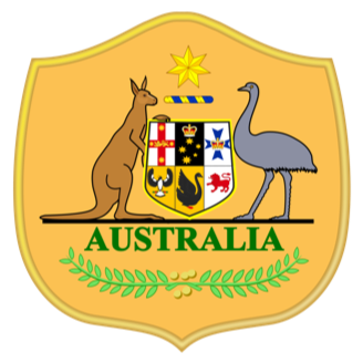 Australia (National Football) logo
