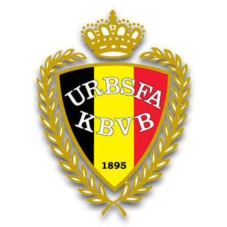 Belgium (National Football) logo