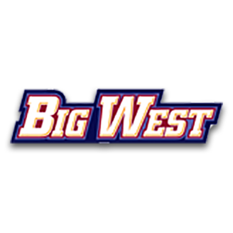 Big West Basketball logo