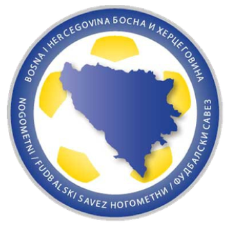 Bosnia-Herzegovina (National Football) logo