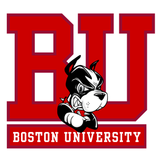 Boston University Basketball logo