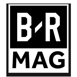 B/R Mag logo