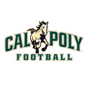Cal Poly Football logo